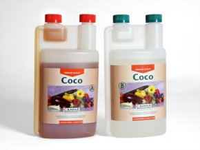 Canna Coco A+B 1l hnojivo pro kokos