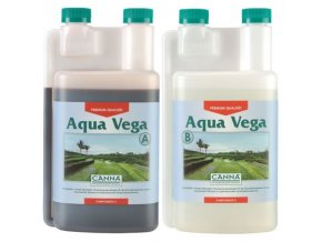 Canna Aqua Vega A+B 1l hydro růst