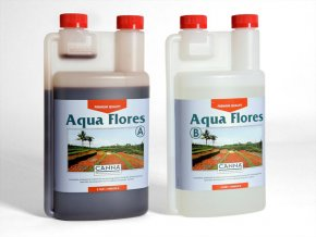 Canna Aqua Flores A+B hnojivo pro aeroponii