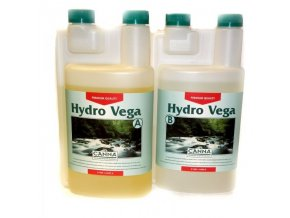Canna Hydro Vega A+B živiny pro fázi růstu