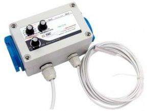GSE regulátor teploty a podtlaku