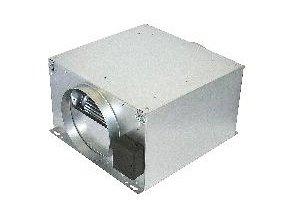 Zaboxovaný ventilátor RUCK ISOTX-250 1130 m3/h