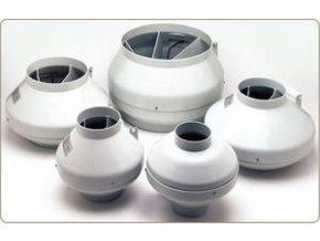 Ventilátor UFO 400 m3/hod - průměr 150 mm