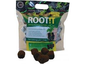 Sadbovací hranolky root riot 50ks