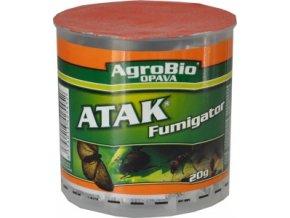 Atak fumigator 20g dezinfekce prostorů