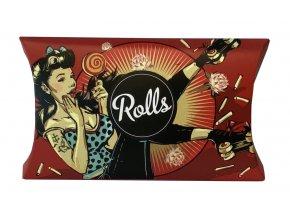 Filtry Rolls červené | Fire | 8mm