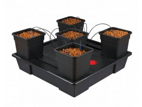 Atami Wilma XXL 5 květináčů  Hydroponický systém