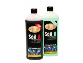 Gold Label Soil A+B 0,5L