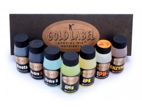 Gold Label Starter KIT Hydro