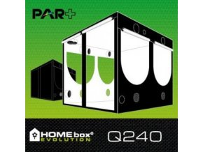 HOMEBox Evolution Q240 240 x 240 x 200cm