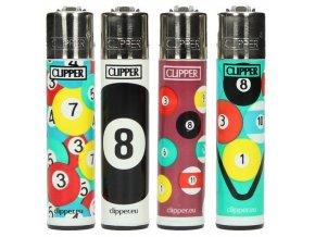 Zapalovač  Clipper Games 9