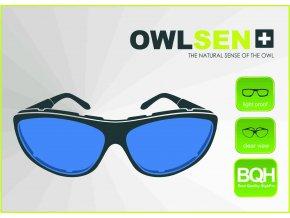 Ochranné brýle Owlsen - Blue Lenses