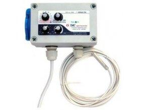 GSE regulátor teploty, hystereze a otáček