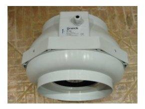 Ventilátor RUCK/CAN-Fan 160L 780 m3/h příruba 160mm