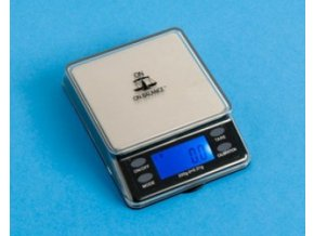 VÁHA MINI TABLE TOP SCALE 200G/0,01G ČERNÁ