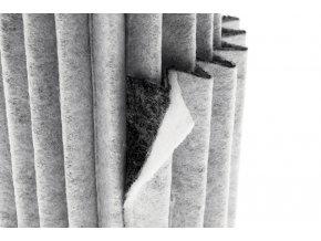 Filtr Pro Activ  125/600 m3/h s aktivním uhlím