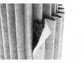 Filtr Pro Activ 200/1000 m3/h s aktivním uhlím