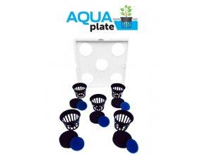 aqua plate