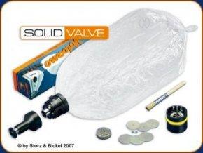 solid Valve set VOLCANO