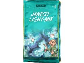 Atami lightmix janeco 20 l pohnojený substrát
