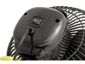 Klipsnový ventilátor Profan průměr 20cm 12W