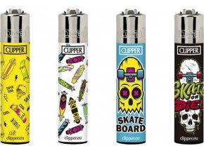 Zapalovač Clipper Urban Skate