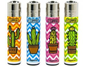 Zapalovač Clipper Cactus 3