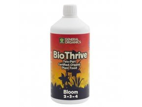 GHE GO BioThrive/Sevia Bloom 1L (Pro Organic Bloom)