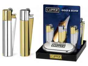 Canatura clipper metal gold silver