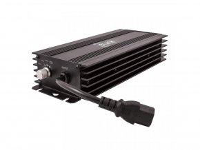 11169 elektronicky predradnik lumii black 600w 230v