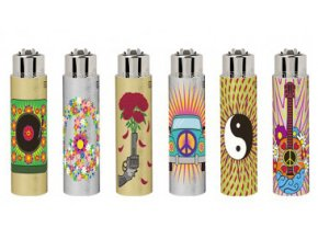 funky cover clipper chic hippie display of 30