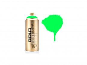 Gold acid green