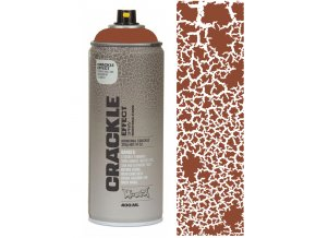 Montana Crackle Copper Brown 400ml