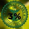 Fénixovy kapky, CBD OLEJ 3% 10 ML, BEZ AROMA