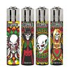 4t exp 48 encendedores clipper skull angels