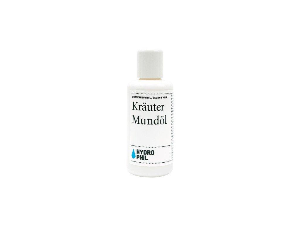 471 hydrophil bio bylinkovy ustni olej 100ml