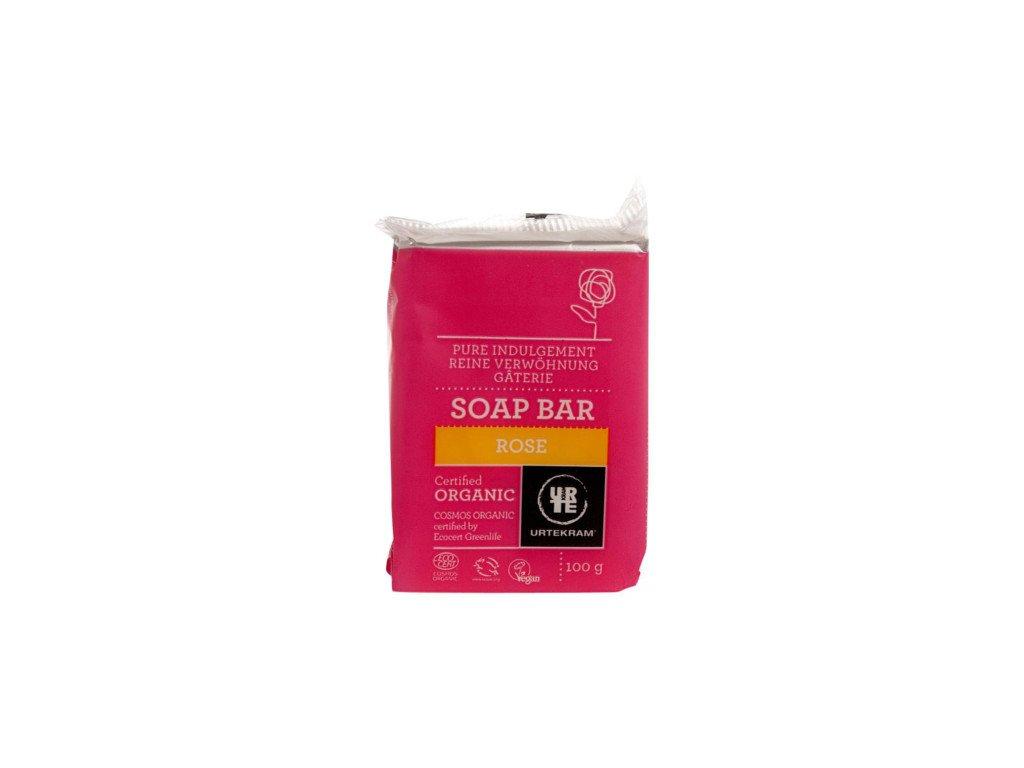 483 urtekram bio mydlo ruze 100g