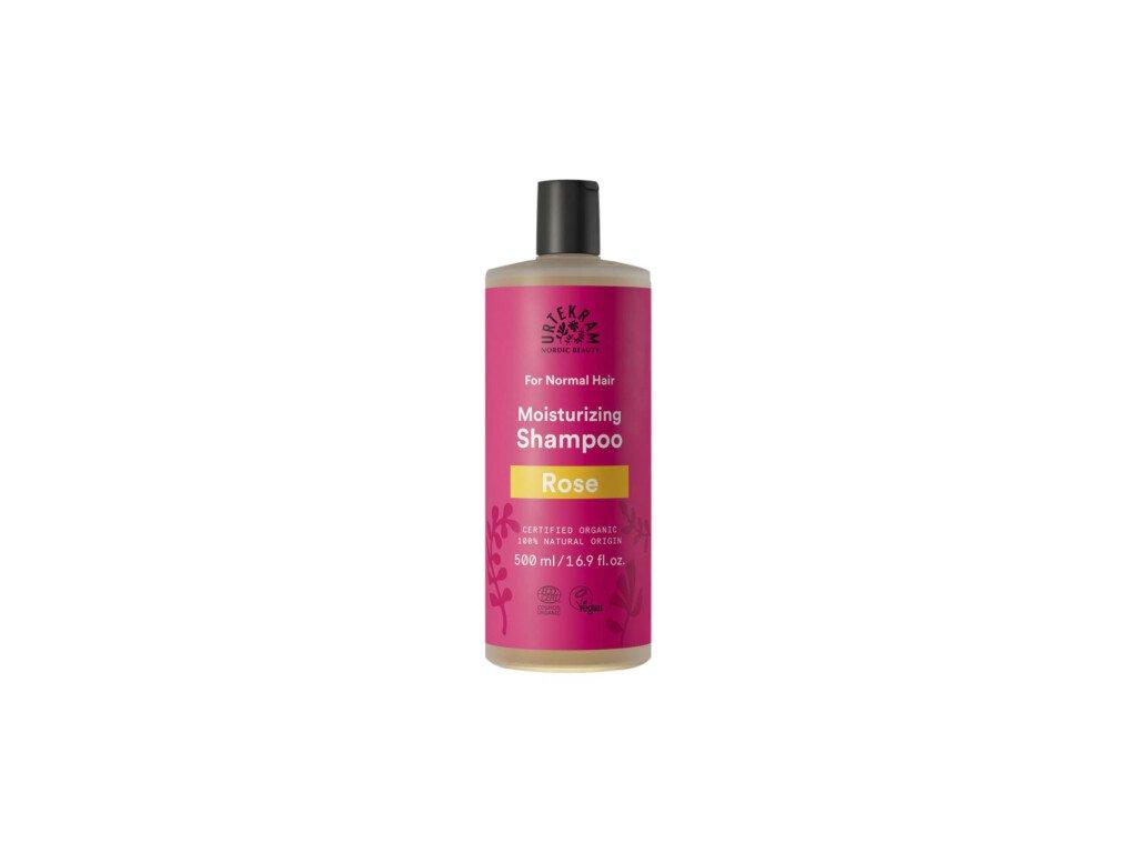 Urtekram Šampón s růží pro normální vlasy 500ml