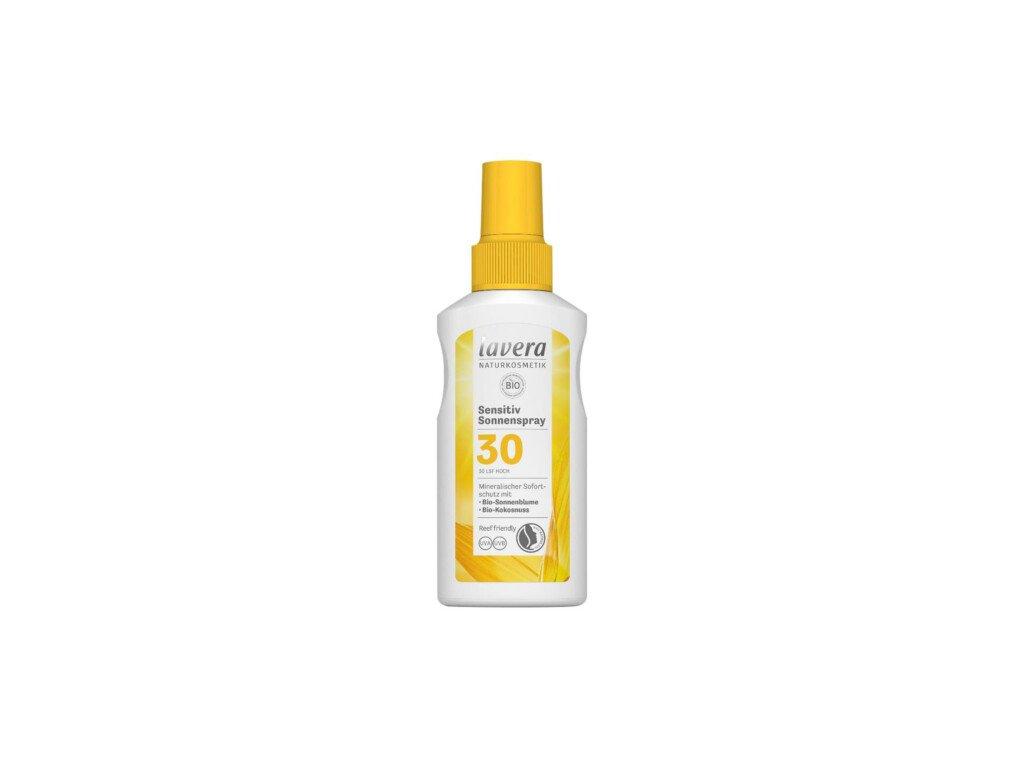 Lavera Opalovací sprej Sensitiv SPF30 100 ml