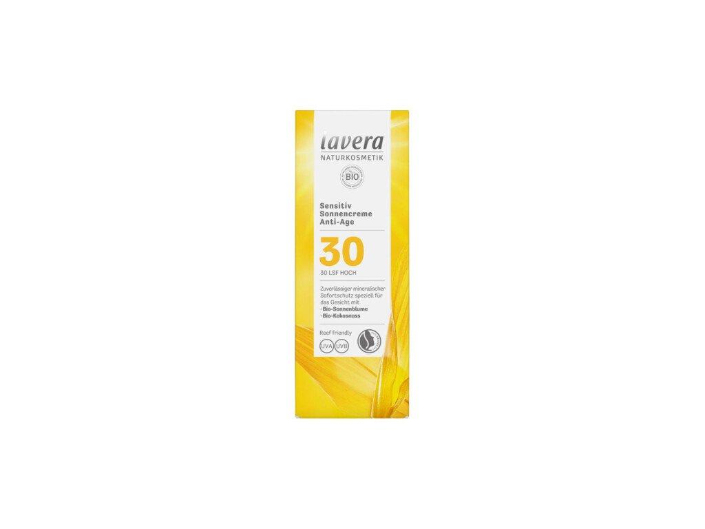 Lavera Opalovací krém Anti Age SPF 30 50ml