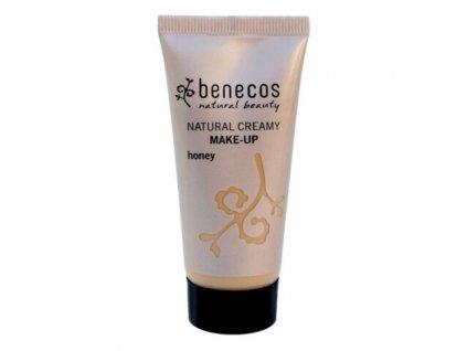 Benecos Krémový make-up Honey 30ml