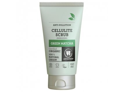 501 urtekram bio peeling proti celulitide green matcha 150ml
