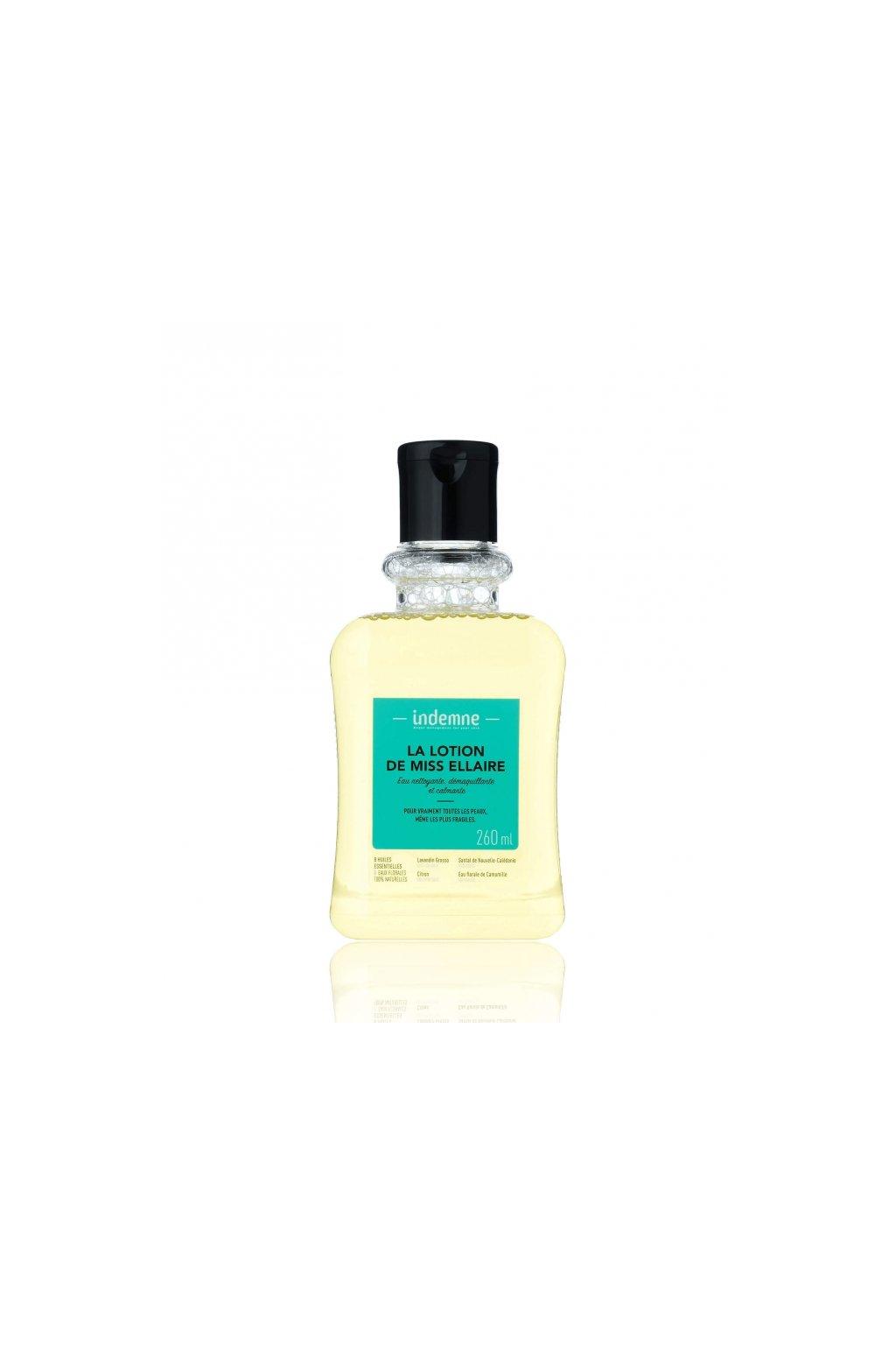 la lotion de miss ellaire eau micellaire naturelle nettoyant demaquillant