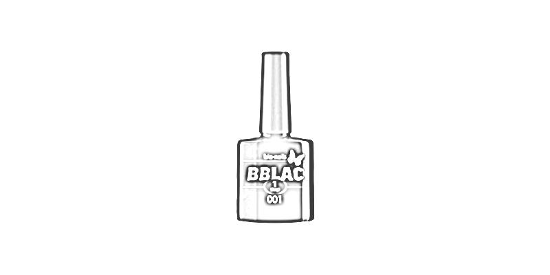 Co budete potřebovat k manikúře a aplikaci laku do lampy BB lak - ONE STEP