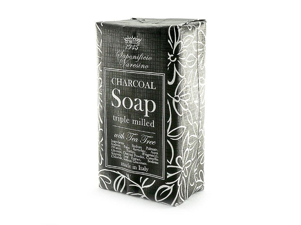 Tea Tree 100% přírodní peelingové mýdlo 300g
