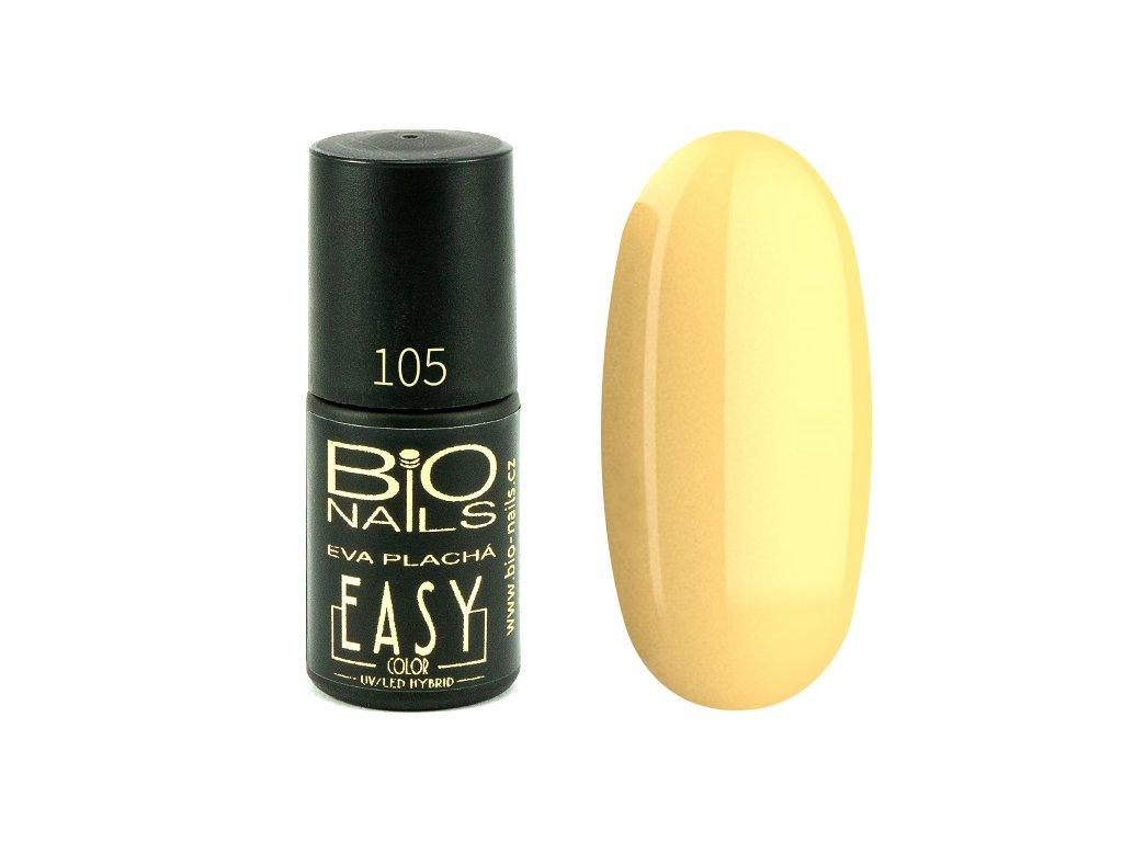 Gel lak EASY 105 6ml