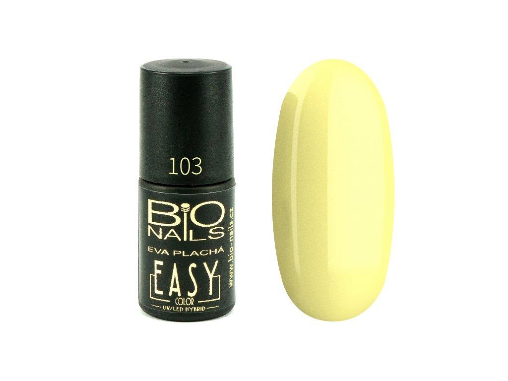 Gel lak EASY 103 6ml