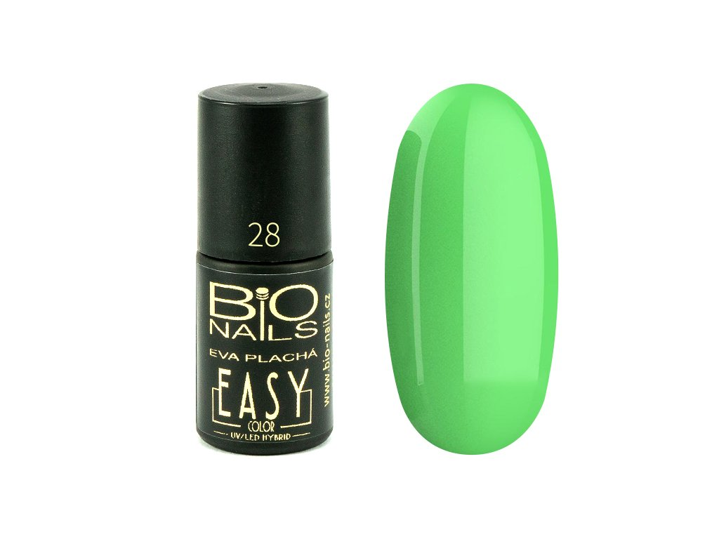 Gel lak EASY 028 6ml