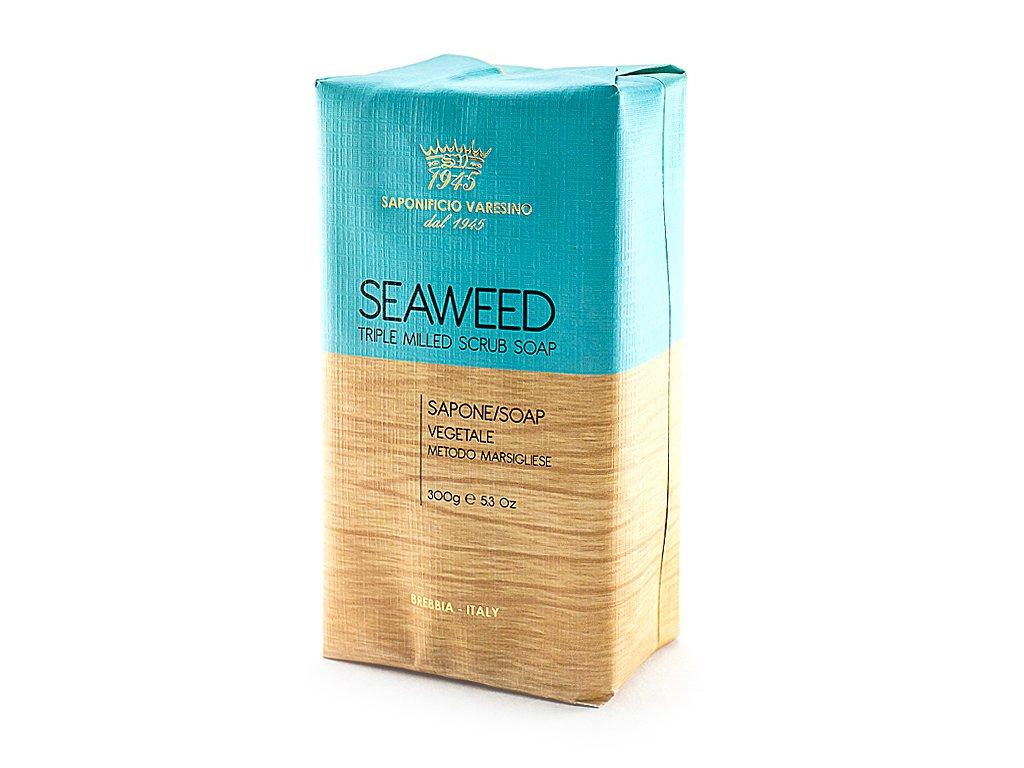 Mořská řasa přírodní peelingové mýdlo 300g