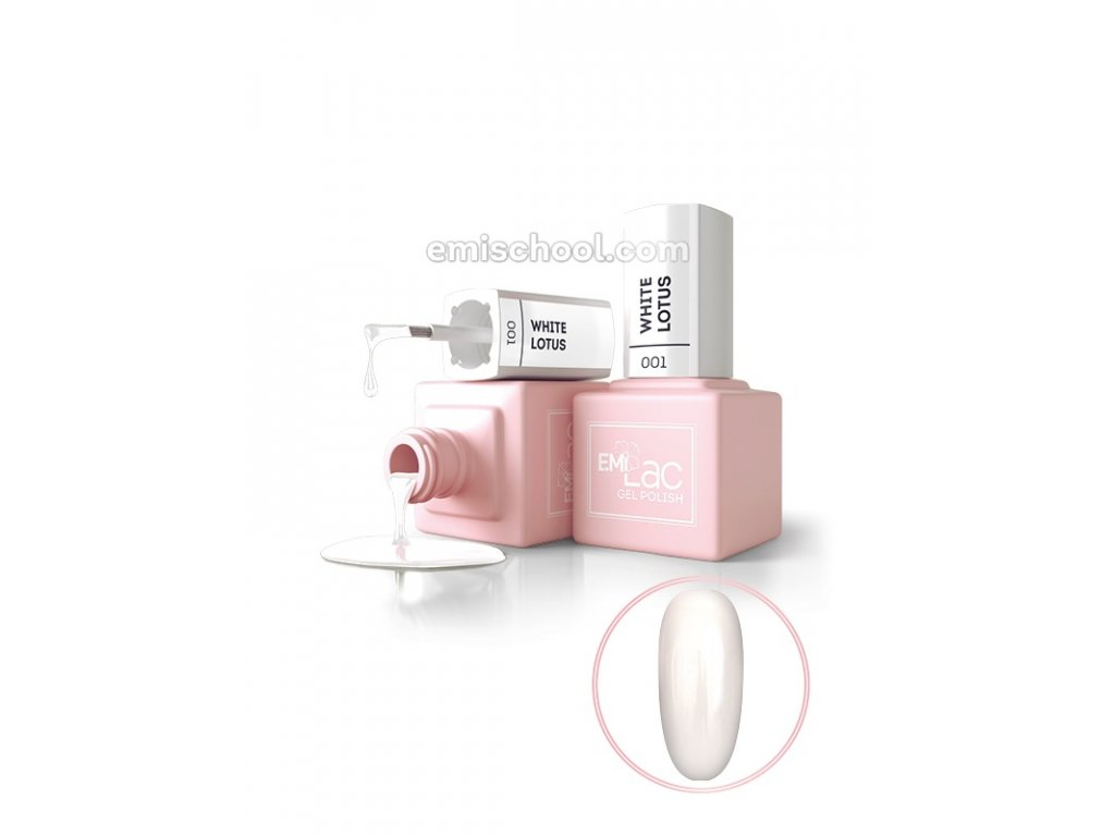 E.MiLac White Lotus 9 ml. (LF001)